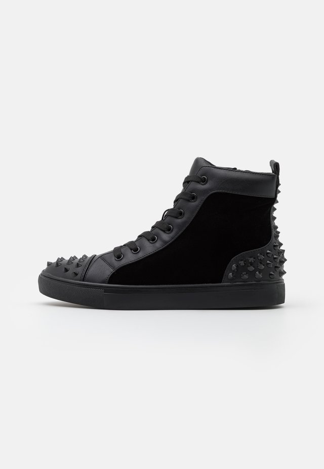 CORDZ - Baskets montantes - black