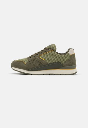 CLIFF - Sneakers laag - burnt olive