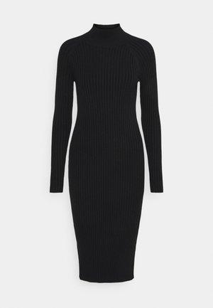 JOYE ERICA DRESS - Jumper dress - black