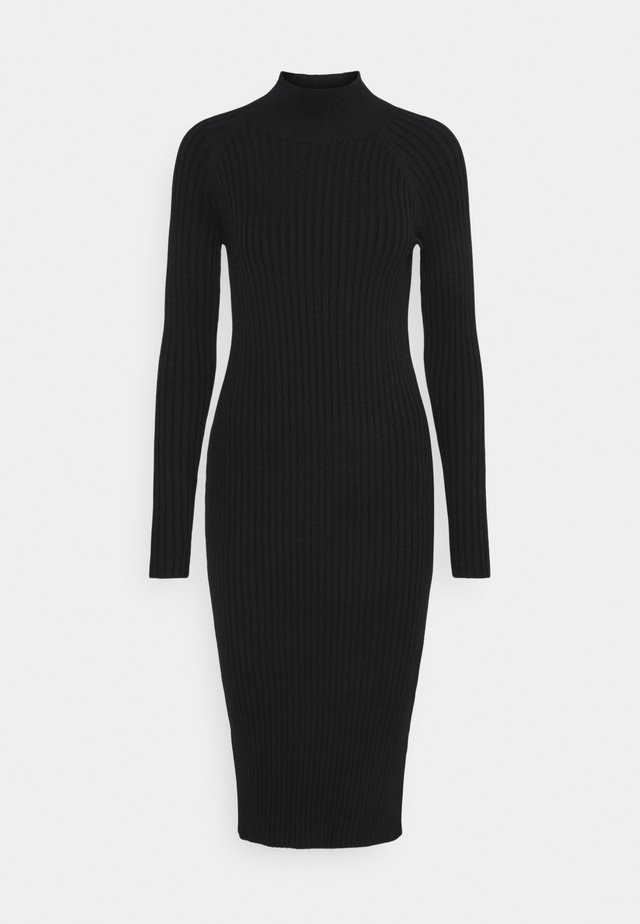 JOYE ERICA DRESS - Jumper dress - black