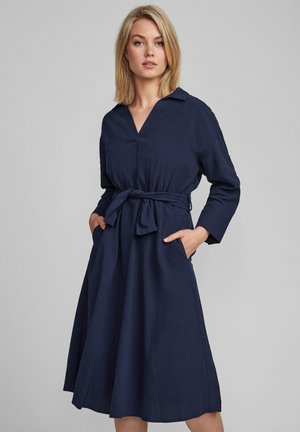 NUBETHANY - Day dress - dark sapphire