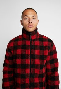 Hi-Tec - BRETT - Fleecejacke - red - 3