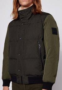 BOSS - OSK - Down jacket - open green - 3