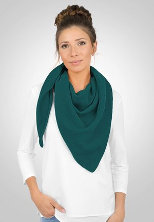 Foulard - mottled teal