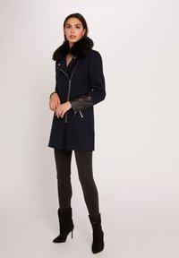 Morgan - GILO.N - Short coat - dark blue - 1