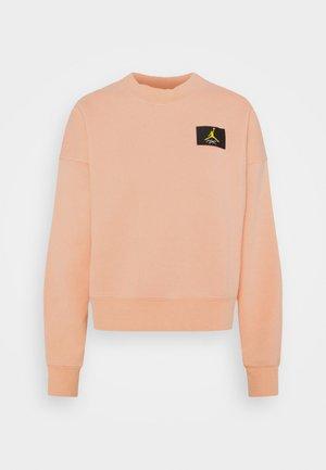 FLIGHT CREW - Sweatshirt - apricot agate