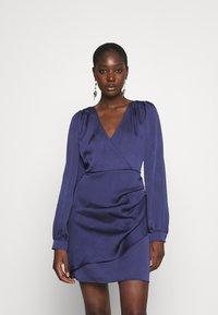 JUST FEMALE - MINNIE SHORT DRESS - Cocktail dress / Party dress - patriot blue - 0