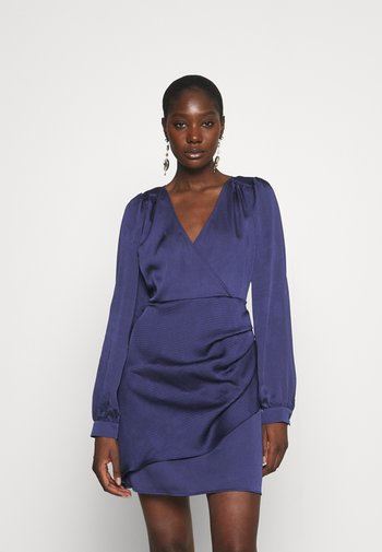 MINNIE SHORT DRESS - Cocktail dress / Party dress - patriot blue