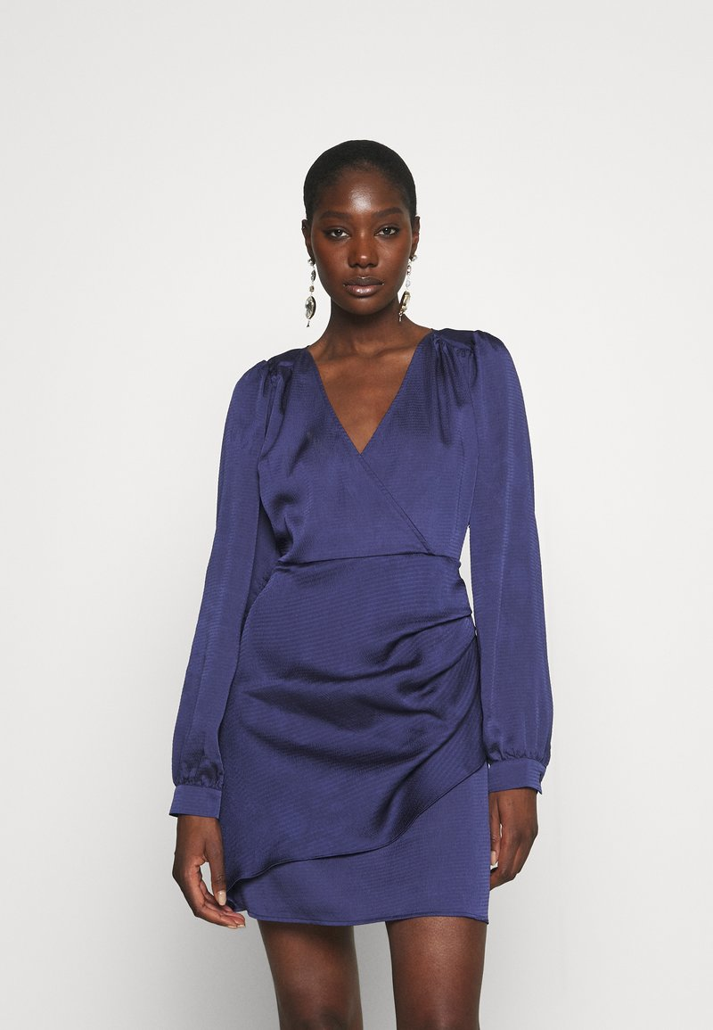 JUST FEMALE - MINNIE SHORT DRESS - Cocktail dress / Party dress - patriot blue