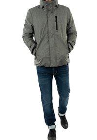 Superdry - Light jacket - gris - 1