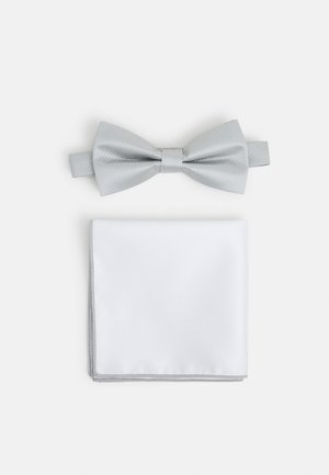 SET - Bow tie - grey