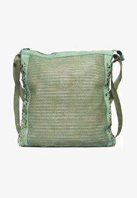 Taschendieb - Across body bag - hellgrün - 0