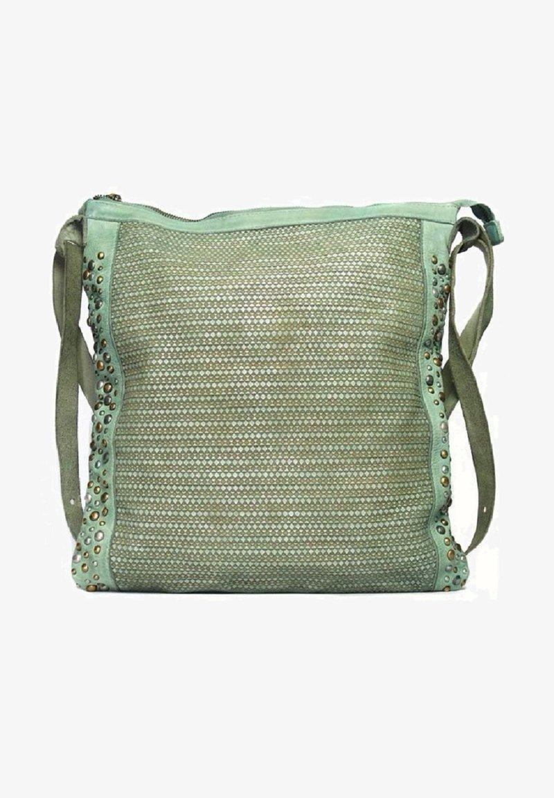 Taschendieb - Across body bag - hellgrün