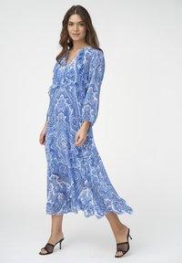 Dea Kudibal - FERNANDA - Vapaa-ajan mekko - paisley blue - 1