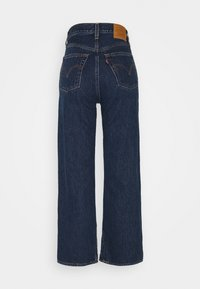 Levi's® - RIBCAGE STRAIGHT ANKLE - Jeans straight leg - noe dark mineral - 7