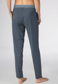 Mey - HOMEWEAR HOSE SERIE NIGHT2DAY - Pyjama bottoms - night blue - 1