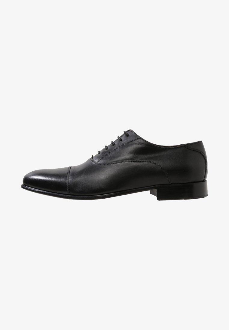 Prime Shoes - CLIFF - Elegantní šněrovací boty - black