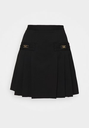 REBECA - A-line skirt - noir