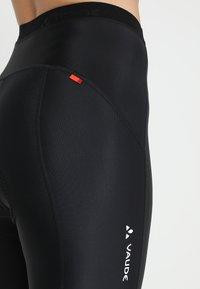 Vaude - ADVANCED 3/4 PANTS III - 3/4 Sporthose - black - 3