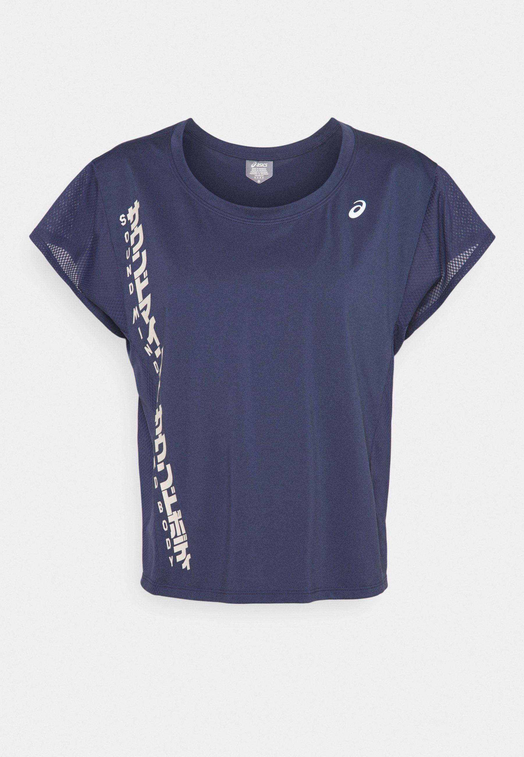 Women RUN - Print T-shirt