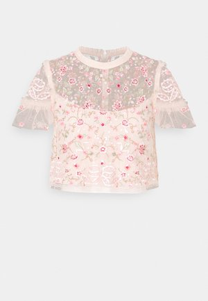 ELSIE TOP - Bluse - pink encore