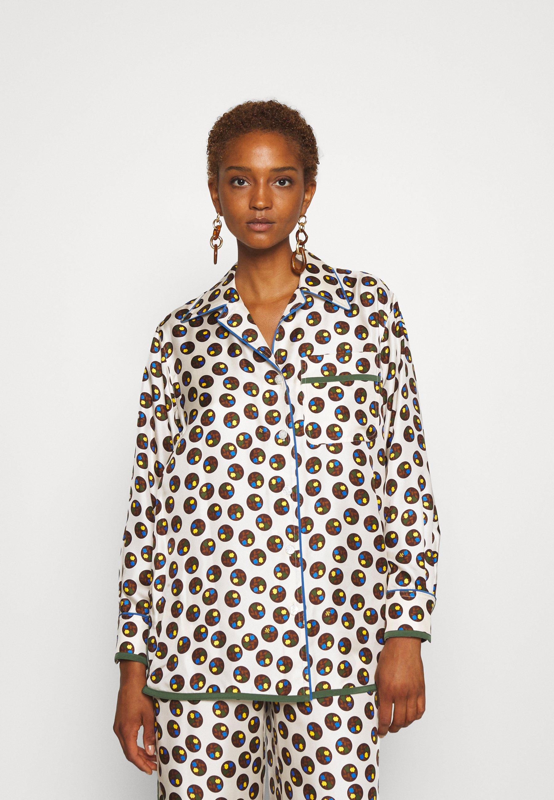 Women BUTTON DOWN SHIRT - Button-down blouse