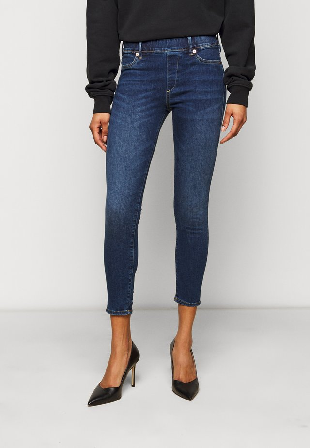 JEGGING - Leggings - blue denim