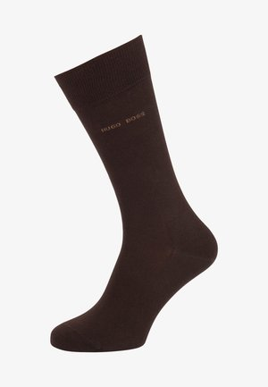 MARC UNI - Socks - dark brown