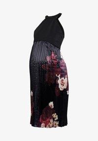 Chi Chi London Maternity - ARDEN DRESS - Robe d'été - black - 6