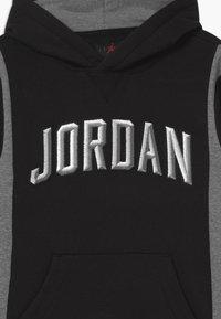 Jordan - Mikina skapucí - black - 2