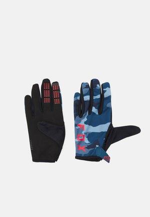 RANGER GLOVE CAMO UNISEX - Fingerhandschuh - blue