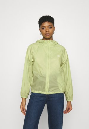 LINA PACKABLE WINDBRKR - Summer jacket - shadow lime