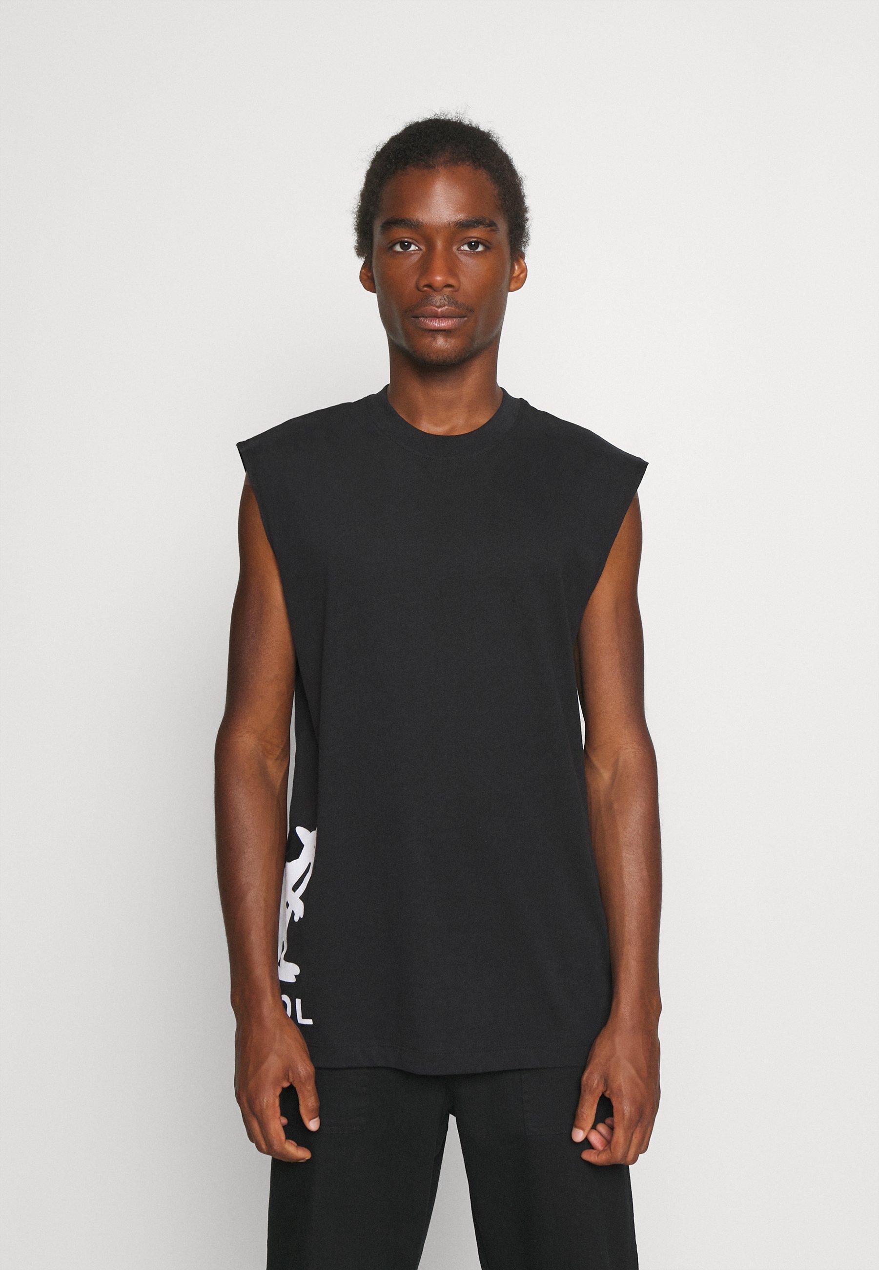 Homme KANSAS TANK TOP - T-shirt imprimé
