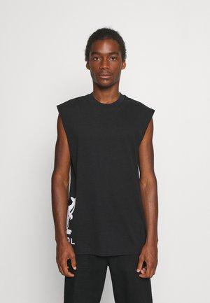 KANSAS TANK TOP - T-shirts med print - black