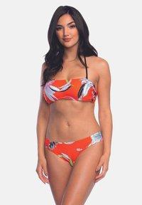 Trina Turk - Bikini top - flame - 1