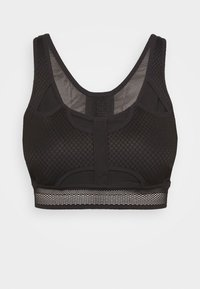 Nike Performance - ULTRABREATHE BRA - Medium support sports bra - black