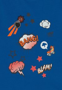 Billybandit - Print T-shirt - electric blue - 3
