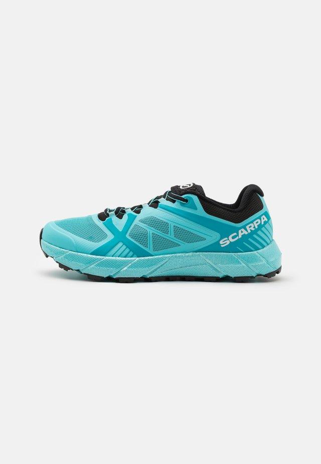 SPIN 2.0  - Běžecké boty do terénu - atoll/black
