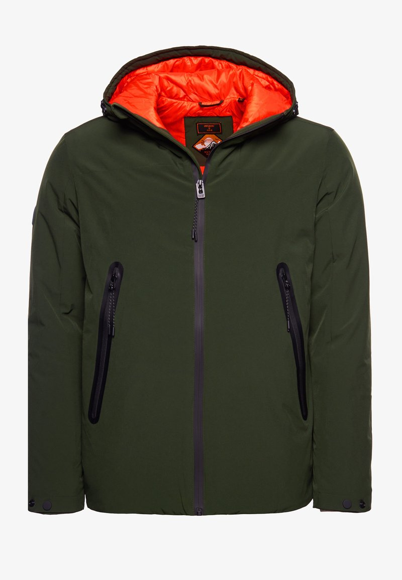 Superdry - Winter jacket - soft moss