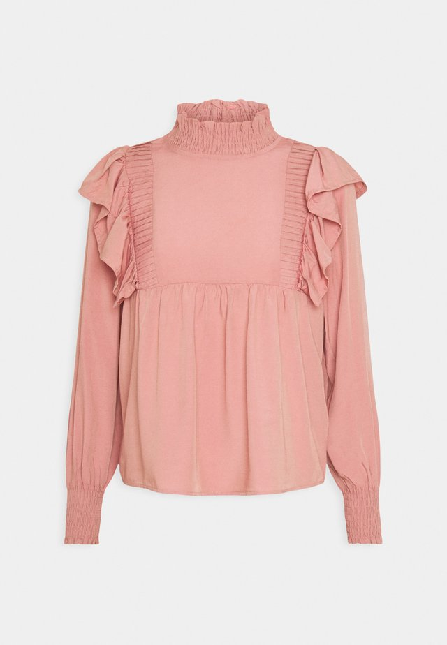 VMIMPI  - Blouse - old rose