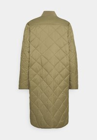 CLOSED - POSY  CLASSIC COAT - Classic coat - green umber - 7