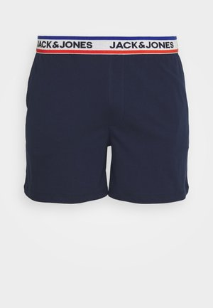 JACSHAWN SHORT PANTS - Pyjama bottoms - maritime blue
