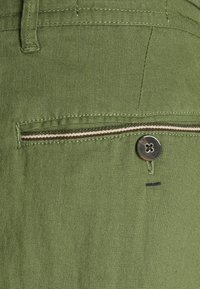 Springfield - PANT BEACH - Trousers - dark khaki - 5