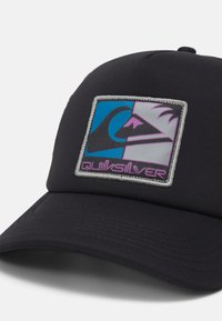 Quiksilver - STANDARDIZE UNISEX - Cap - black - 3