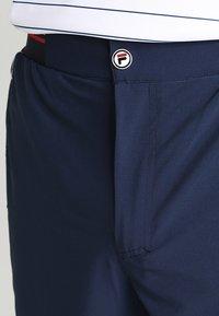 Fila - STEPHAN - Sports shorts - peacoat blue - 5