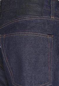 Levi's® Made & Crafted - LMC 551 Z VINTG STRAIGHT - Straight leg jeans - dark blue denim - 5