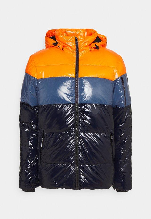 PORTERDALE - Lyžařská bunda - abricot