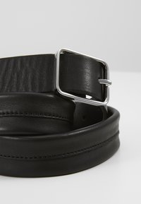Royal RepubliQ - ANALYST BELT - Pásek - black - 2