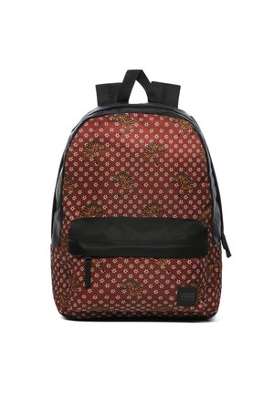 WM DEANA III BACKPACK - Rucksack - tiger floral