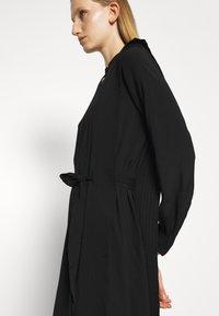 Bruuns Bazaar - LILLI COVER DRESS - Day dress - black - 6
